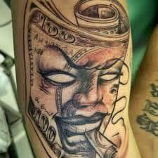 Money Tattoos 48