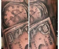Money Tattoos 49