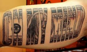 What Does Money Tattoo Mean 45 Ideas And Designs