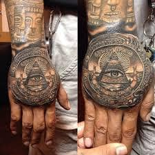 Money Tattoos 9