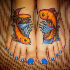 Pisces Tattoos 37