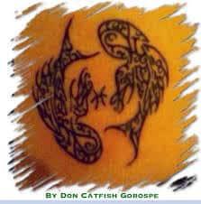 Pisces Tattoos 41