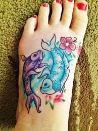 Pisces Tattoos 9
