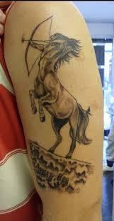 Sagittarius Tattoos 16
