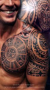 Samoan Tattoos 12