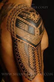 Samoan Tattoos 17