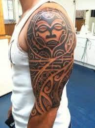 Samoan Tattoos 20