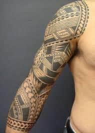 Samoan Tattoos 24