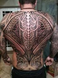 Samoan Tattoos 28