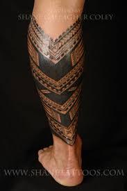 Samoan Tattoos 36
