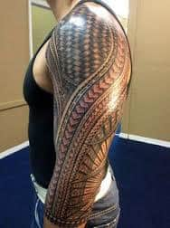 Samoan Tattoos 38