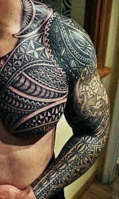 Samoan Tattoos 5