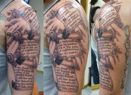 Scripture Tattoos 13