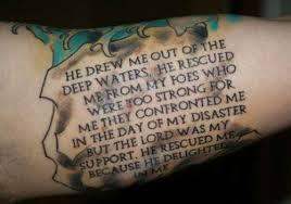 Scripture Tattoos 37