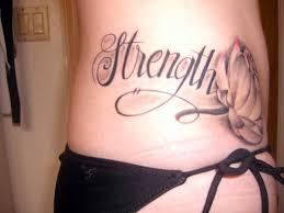 Strength Tattoos 6