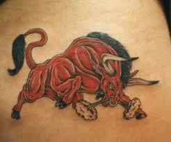 Taurus Tattoos 14