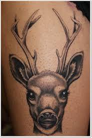 Deer Tattoos 12