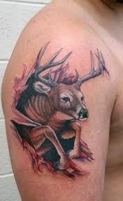 Deer Tattoos 15