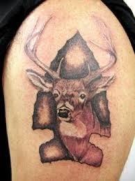 Deer Tattoos 31
