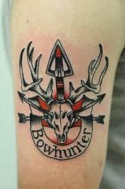 Deer Tattoos 43