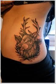 Deer Tattoos 44