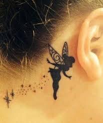 Ear Tattoos 3