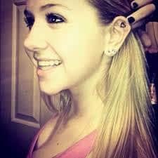 Ear Tattoos 54