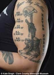 Military Tattoos 10