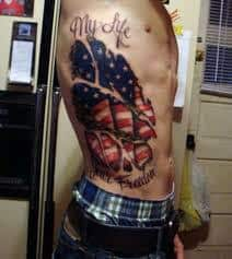 Military Tattoos 12