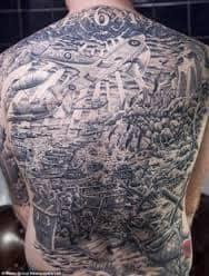 Military Tattoos 16