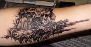 Military Tattoos 21