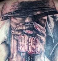 Military Tattoos 26