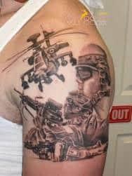 Military Tattoos 3