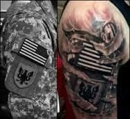 Military Tattoos 38