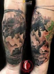 Military Tattoos 40