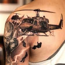 Military Tattoos 42