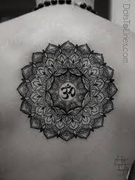 Sacred Geometry Tattoos 1