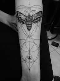 Sacred Geometry Tattoos 32