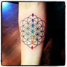 Sacred Geometry Tattoos 35