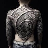 Sacred Geometry Tattoos 41