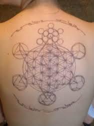 Sacred Geometry Tattoos 48