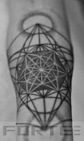 Sacred Geometry Tattoos 9
