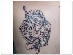 Virgo Tattoos 1
