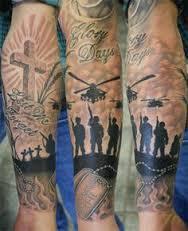 Army Tattoos 12