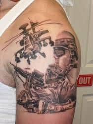 Army Tattoos 18