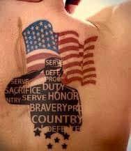 Army Tattoos 26