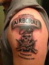 Army Tattoos 34