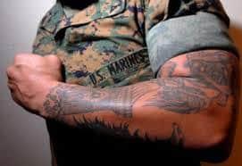 Army Tattoos 37