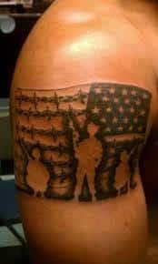 Army Tattoos 9
