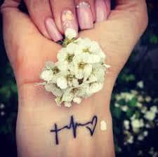 Faith Hope Love Tattoos 28